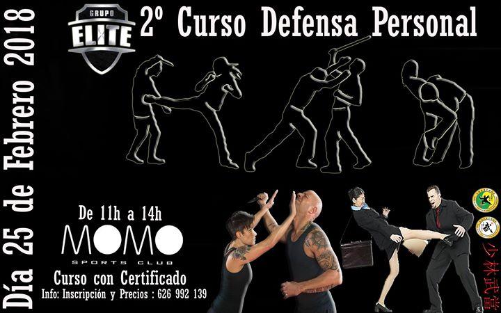 Curso estudio y práctica de la defensa personal .