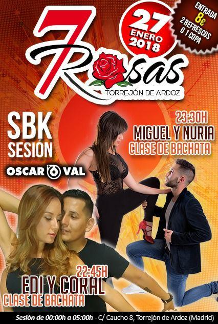 Los sábados de 7 Rosas
