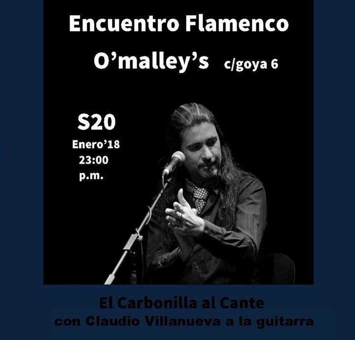 Encuentro Flamenco O'malley's
