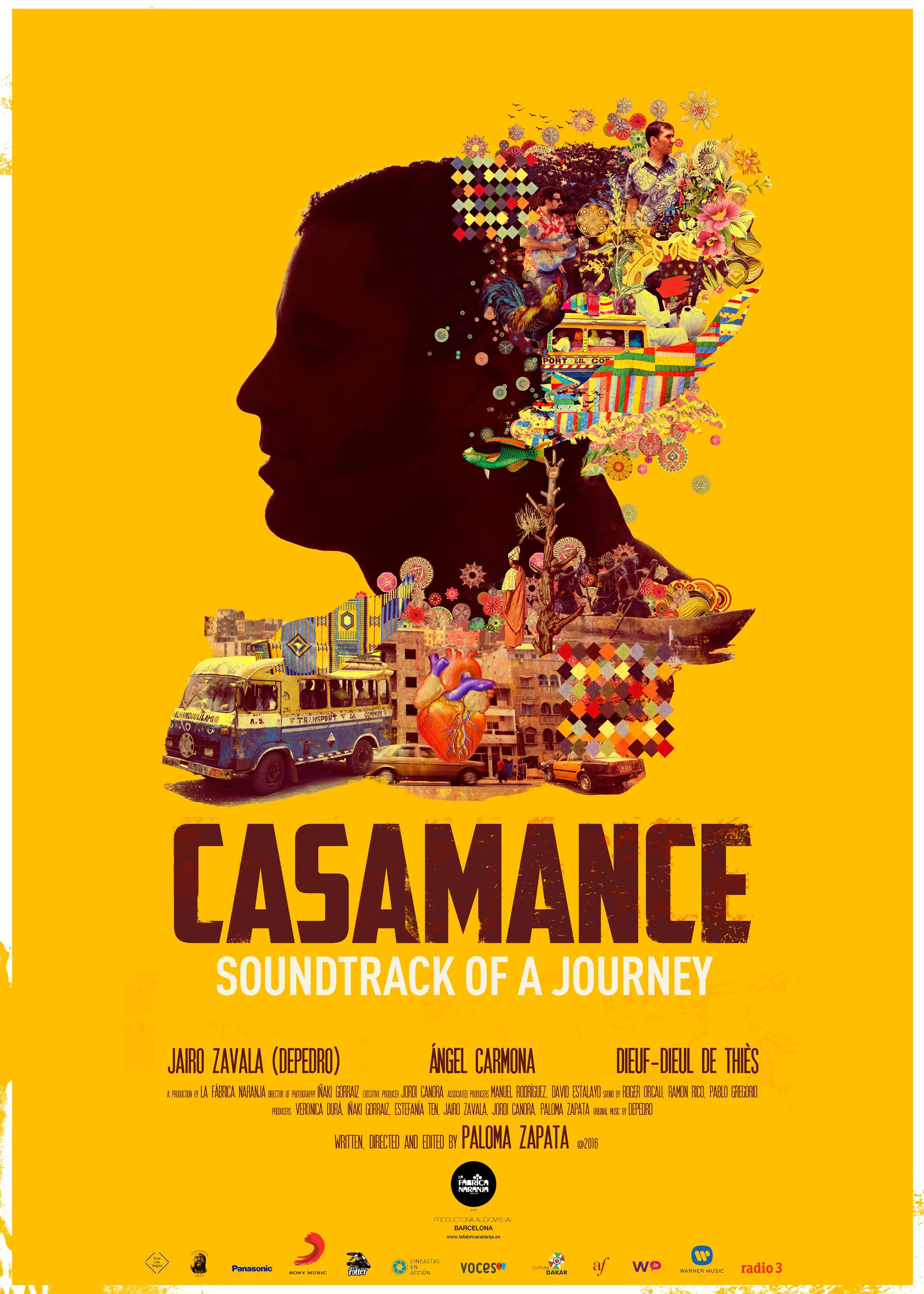 CASAMANCE: LA BANDA SONORA DE UN VIAJE Teatro Moderno Guadalajara