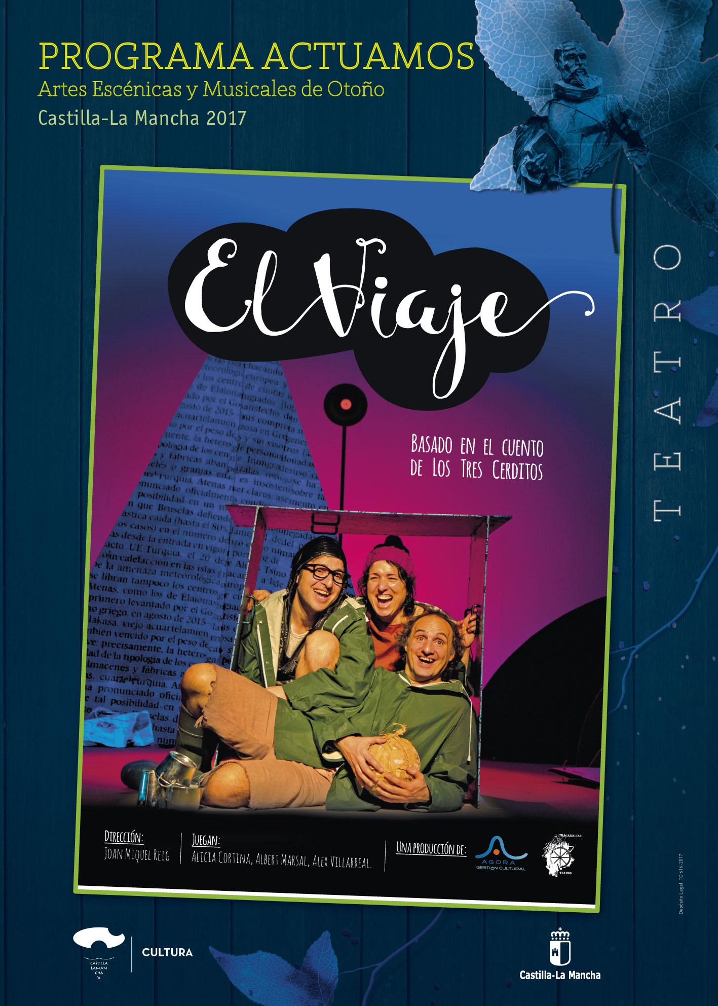 EL VIAJE Teatro Moderno Guadalajara