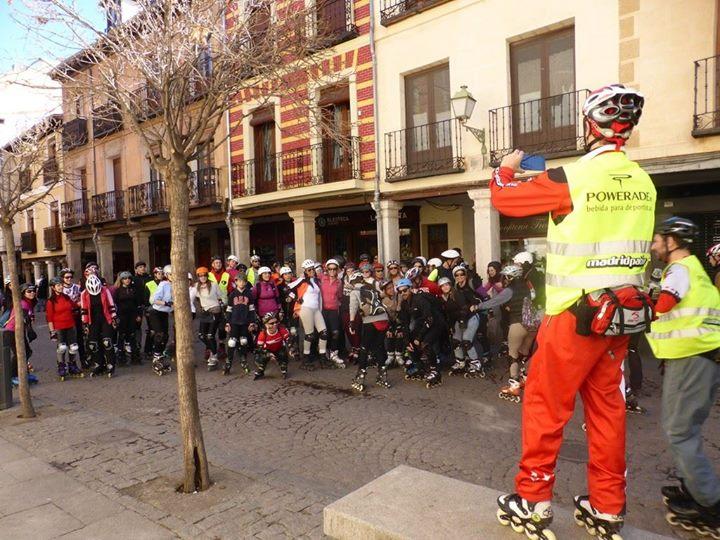 Ruta Media Alcalá de Henares
