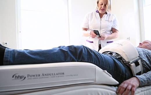 Prueba la Andulación en tu centro de salud
