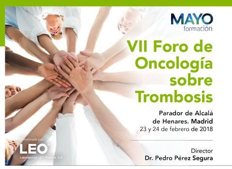 VII Foro de Oncología sobre Trombosis