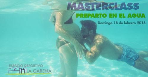Masterclass de Preparto en el Agua