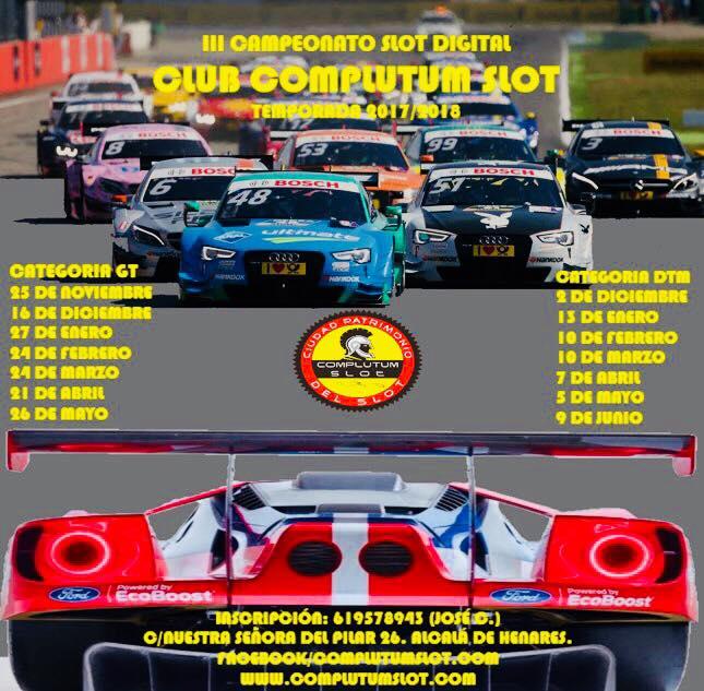 IV Carrera GT Temporada 2018