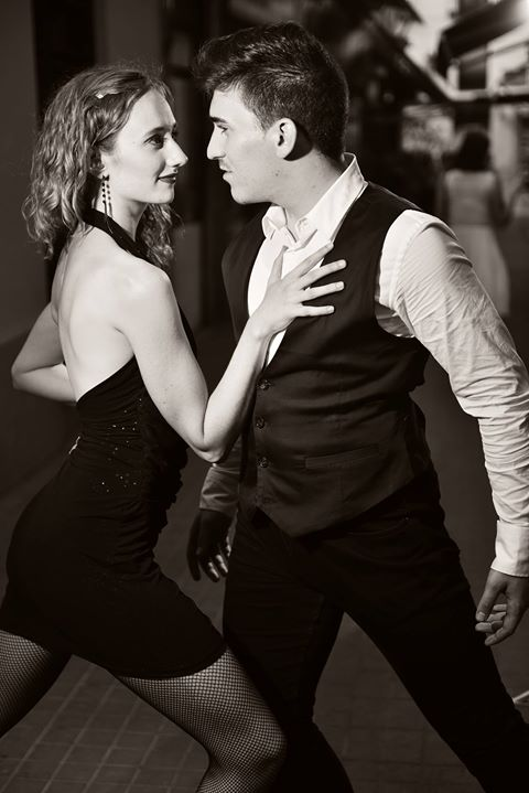 ¡Salsa Romántica! ¡A bailar!