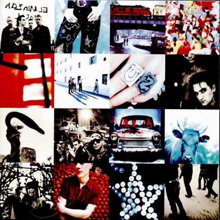 """U2: la buena adaptación de """"Achtung Baby""""."""
