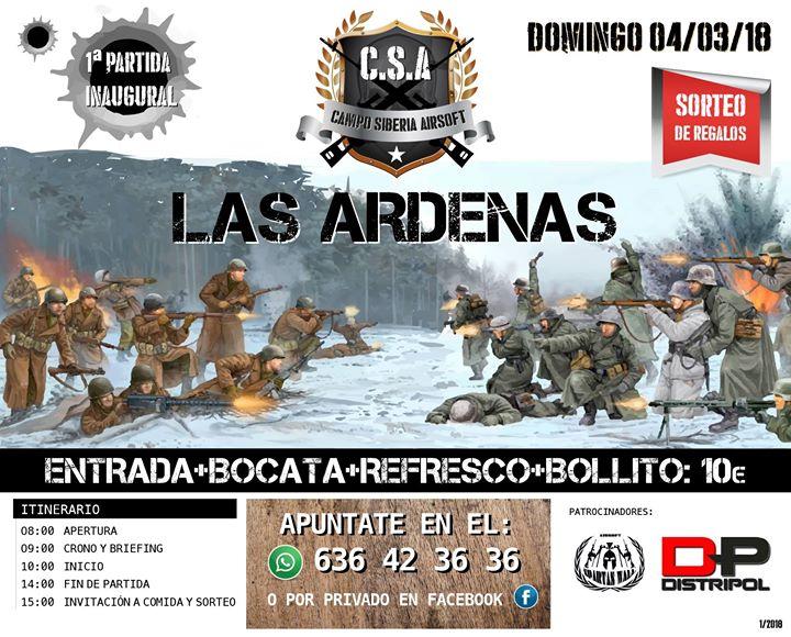 Las Ardenas