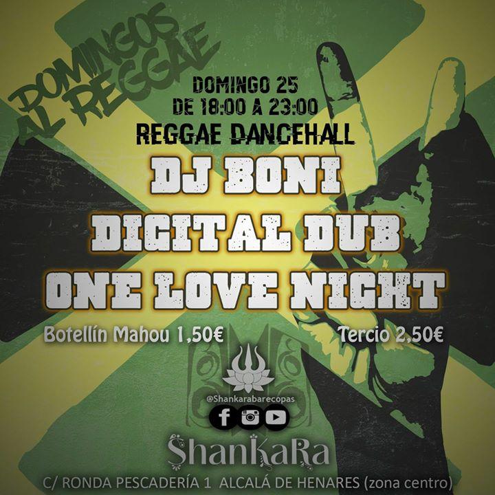 Domingos al Reggae en Shankara Alcala De Henares