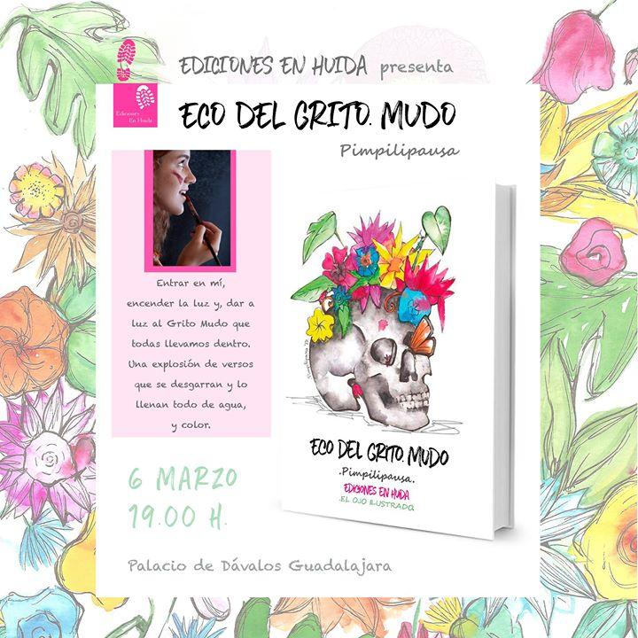 Presentación libro  de Pimpilipausa.