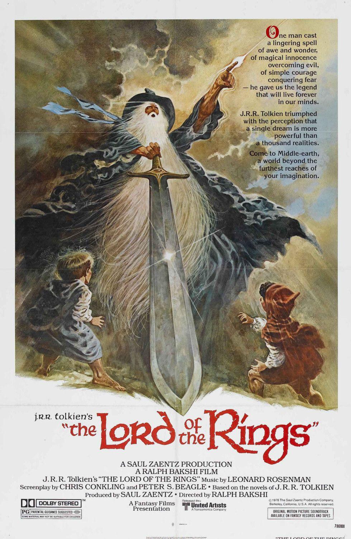 El señor de los anillos Sala de Cine del EJE