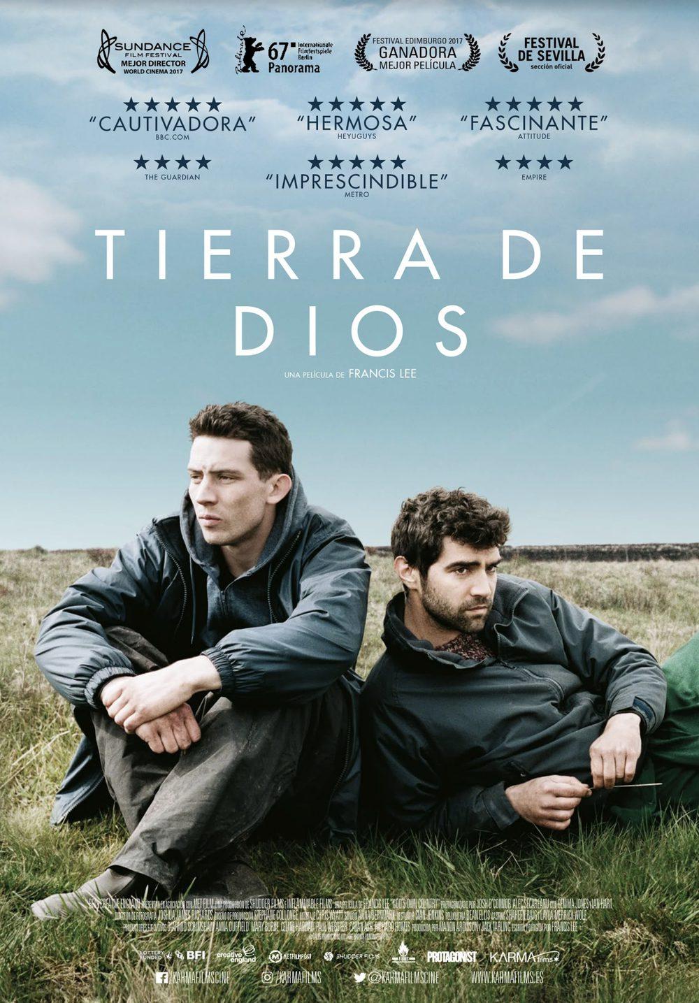 TIERRA DE DIOS Cine ALCINE Alcalá
