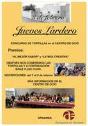 El concurso de tortillas del Jueves Lardero abre el Carnaval
