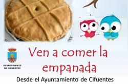 """Cifuentes celebra Jueves Lardero o """"Día de la empanada"""""""