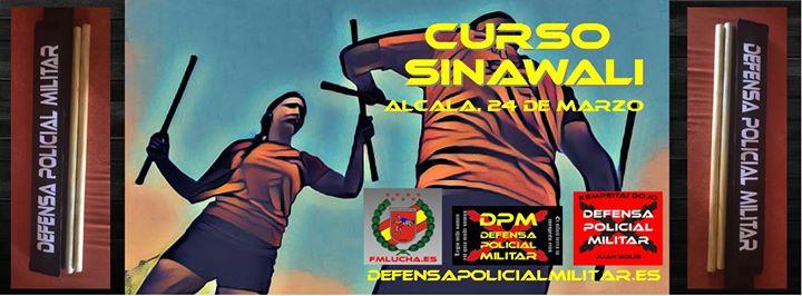 Curso de Sinawali