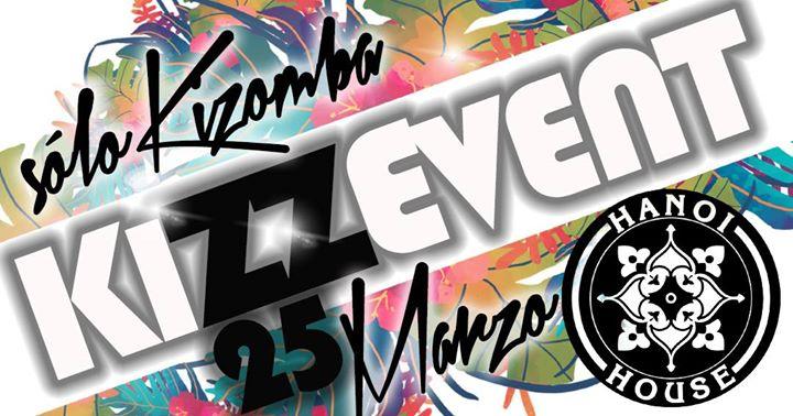 Kizzevent: Solo Kizomba en Hanoi House!