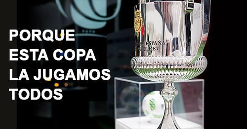 La Copa llega a nuestra ciudad, los goles a tu casa.