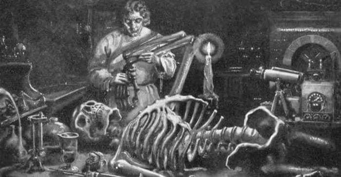 Desvelando a la criatura: 200 años del Frankenstein de M.Shelley