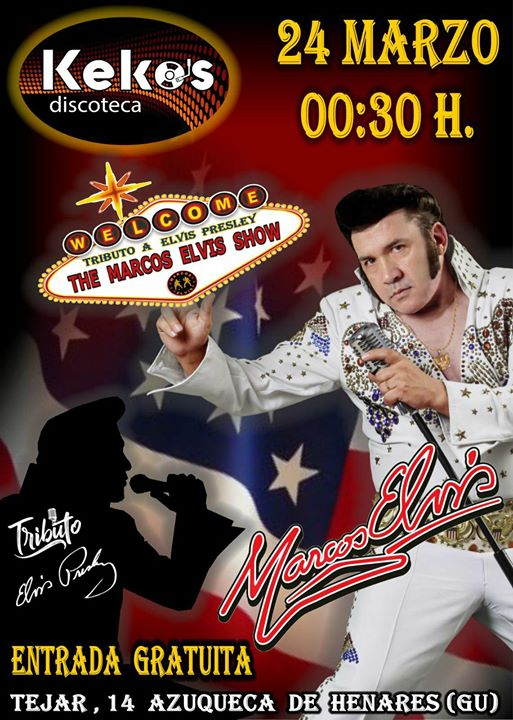 The Marcos Elvis show