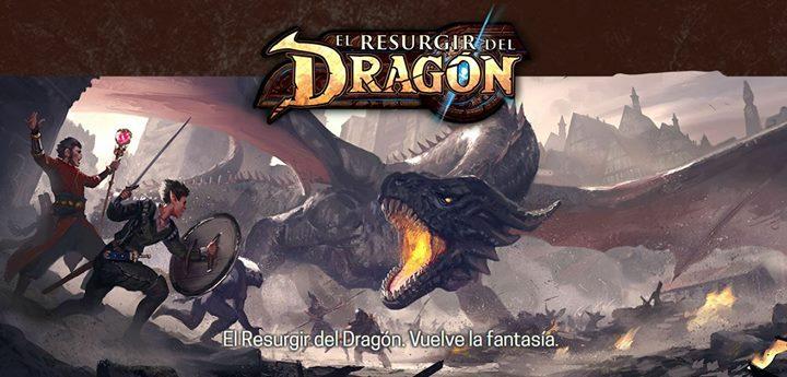 Campaña Abierta Resurgir Del Dragón