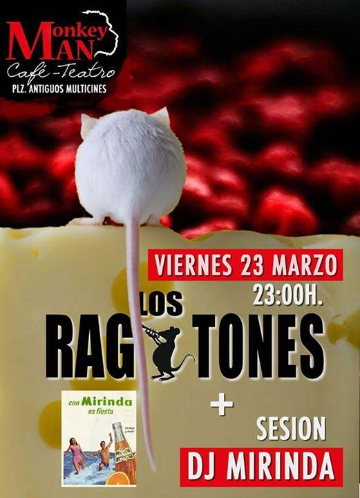Concierto Los Rag Tones