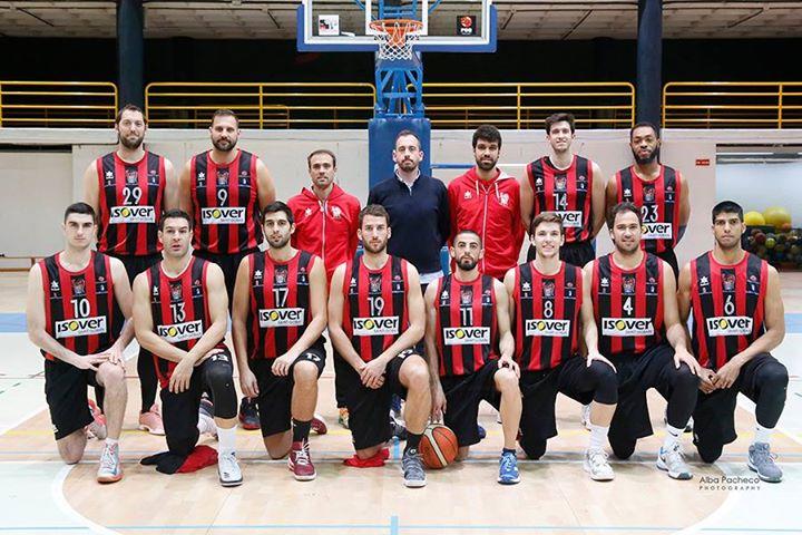 Isover Basket Azuqueca vs C.B. Maramajo
