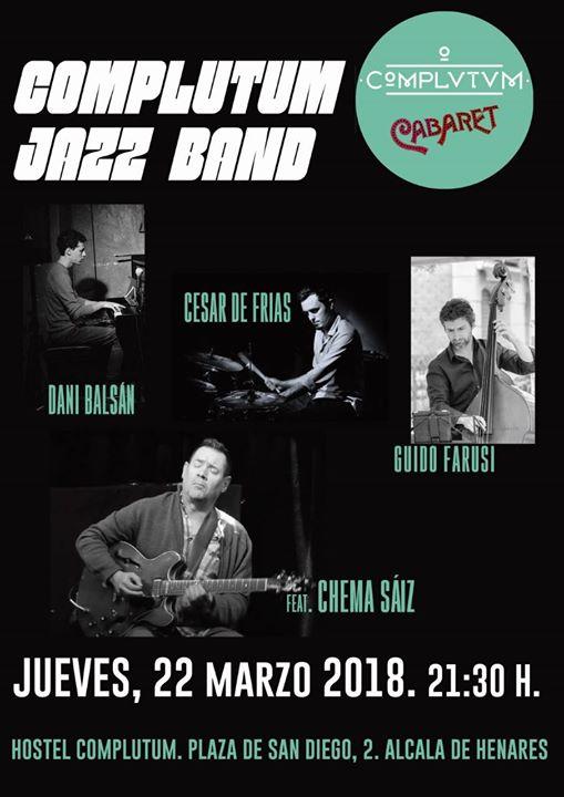 Complutum Cabaret: Complutum Jazz Band