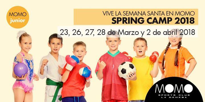 Spring Camp – Vacaciones Semana Santa 2018