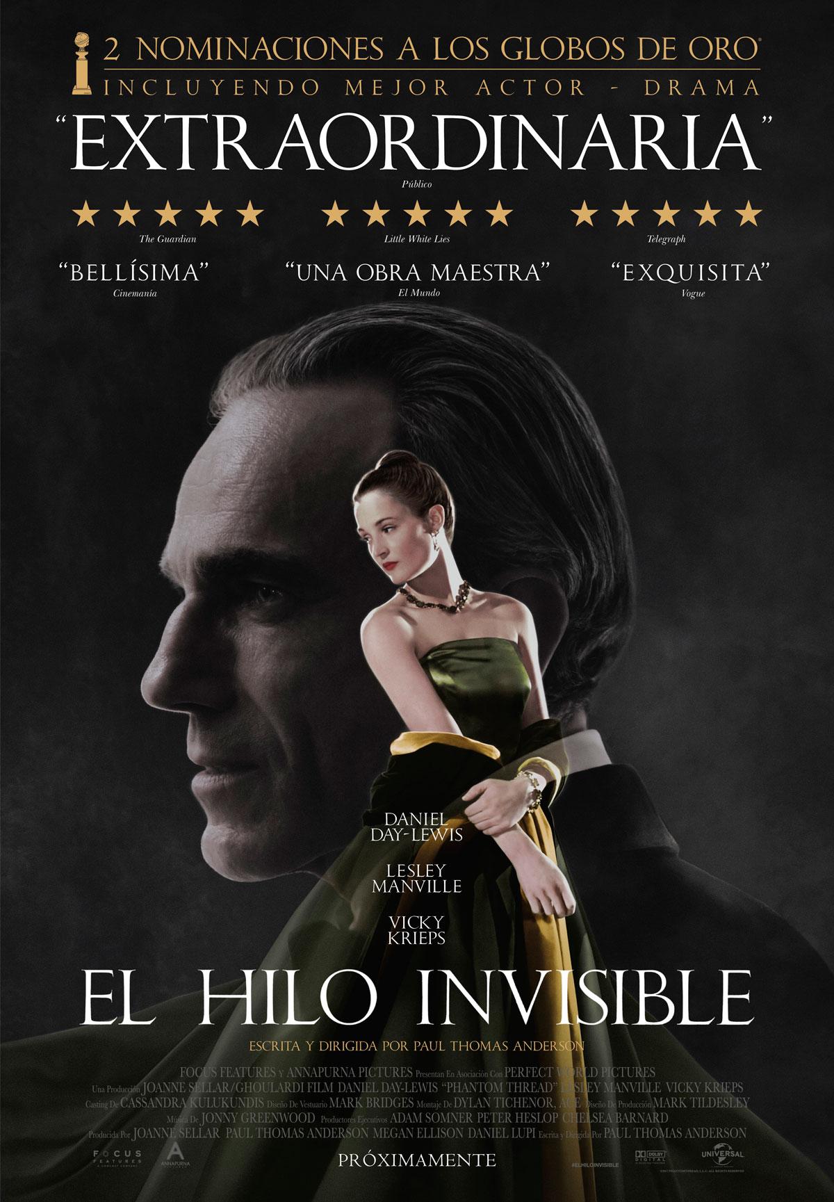 EL HILO INVISIBLE Multicines Guadalajara