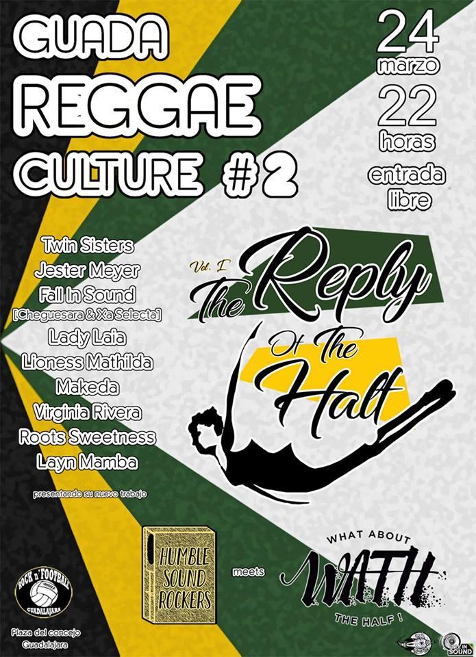 Guada REGGAE culture #2