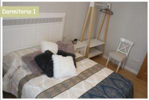 dormitorio 1 apartamento turístico la cañada