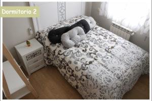 dormitorio 2 apartamento turístico la cañada