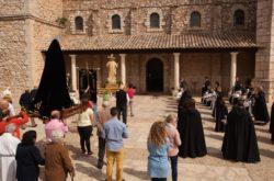 Un concierto de la Banda de Fuentenovilla el Domingo de Ramos dará comienzo a la Semana Santa local