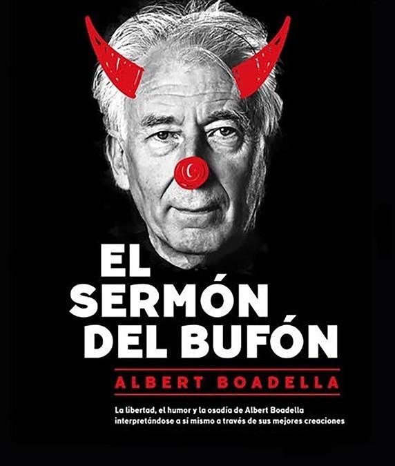 EL SERMÓN DEL BUFÓN Teatro Buero Vallejo