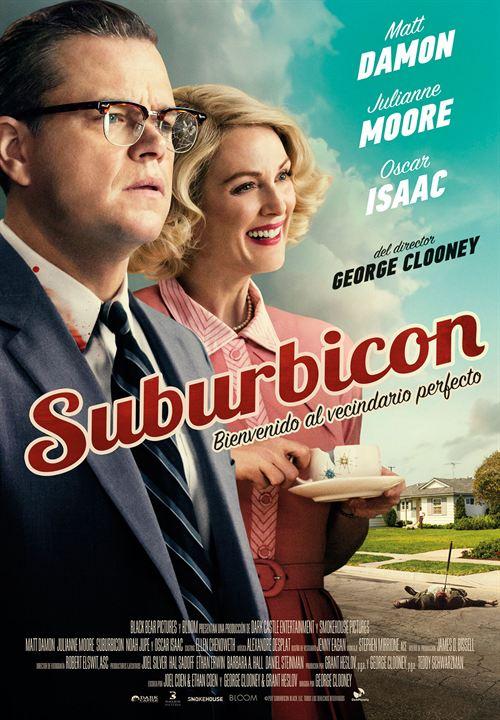 SUBURBICON Ciclo de Cine de Suspense (v.o.s.) Sala de Cine del EJE