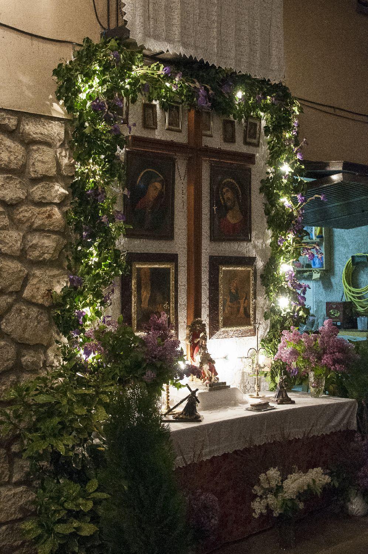 Abril termina en Pastrana con la Fiesta de Interés Turístico provincial de las Cruces de Mayo
