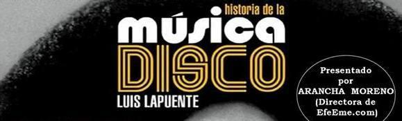 Cocktail Presentación del libro Historia de la Música Disco