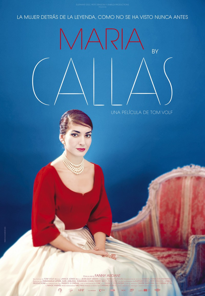 MARÍA BY CALLAS – Multicines Guadalajara