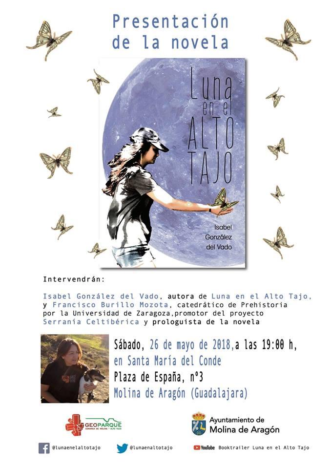 Presentación de Luna en el Alto Tajo en Molina de Aragón