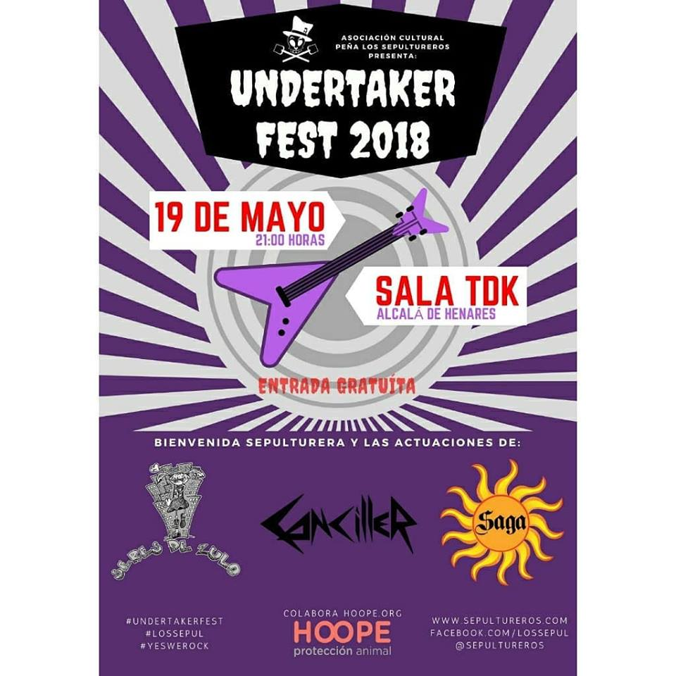 Undertaker Fest 2018!