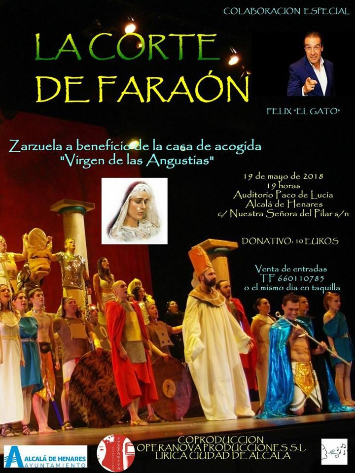 Zarzuela La Corte Del Faraón