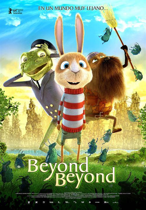 Beyond Beyond Sala de Cine del EJE