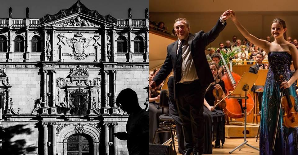 Concierto Jaime Martín, Inés Issel y la Orquesta Freixenet