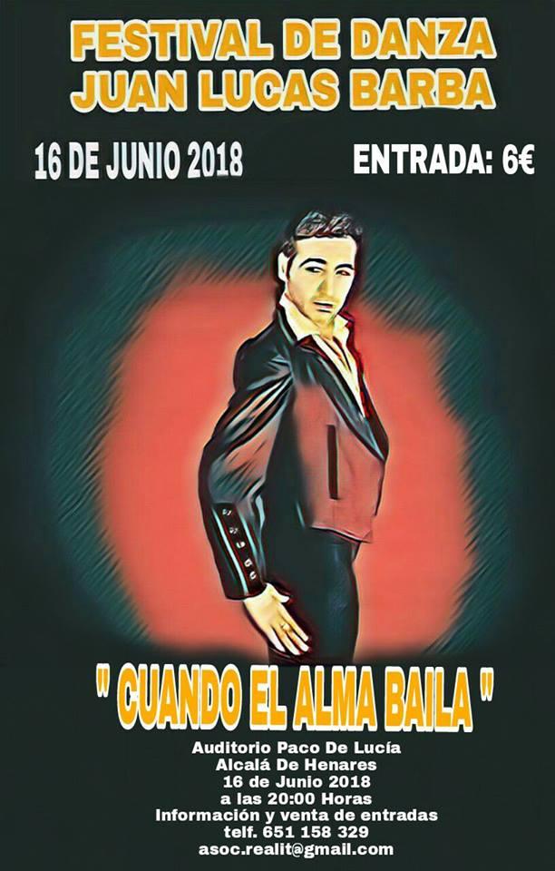 Festival De Danza Cuando El Alma Baila