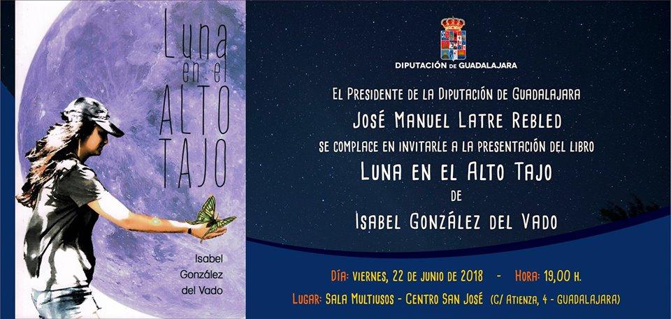 Presentación de Luna en el Alto Tajo en Guadalajara