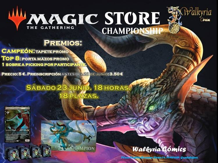 Store Championship Dominaria