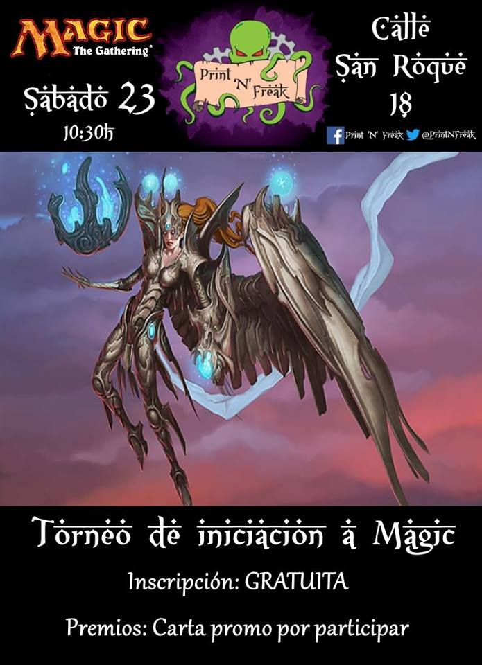 Torneos de Iniciación de Magic