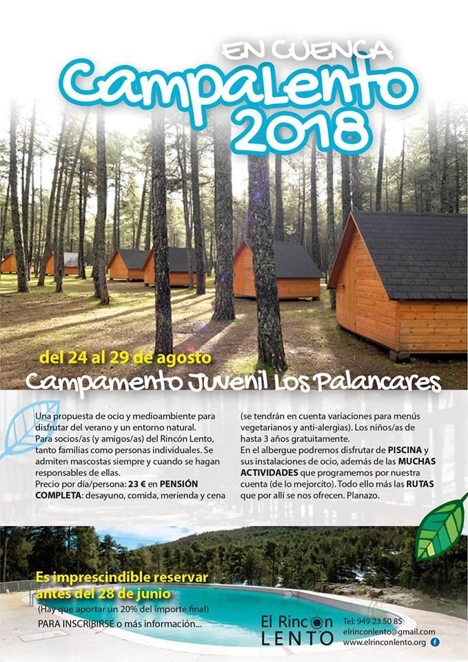 Campalento rural 2018