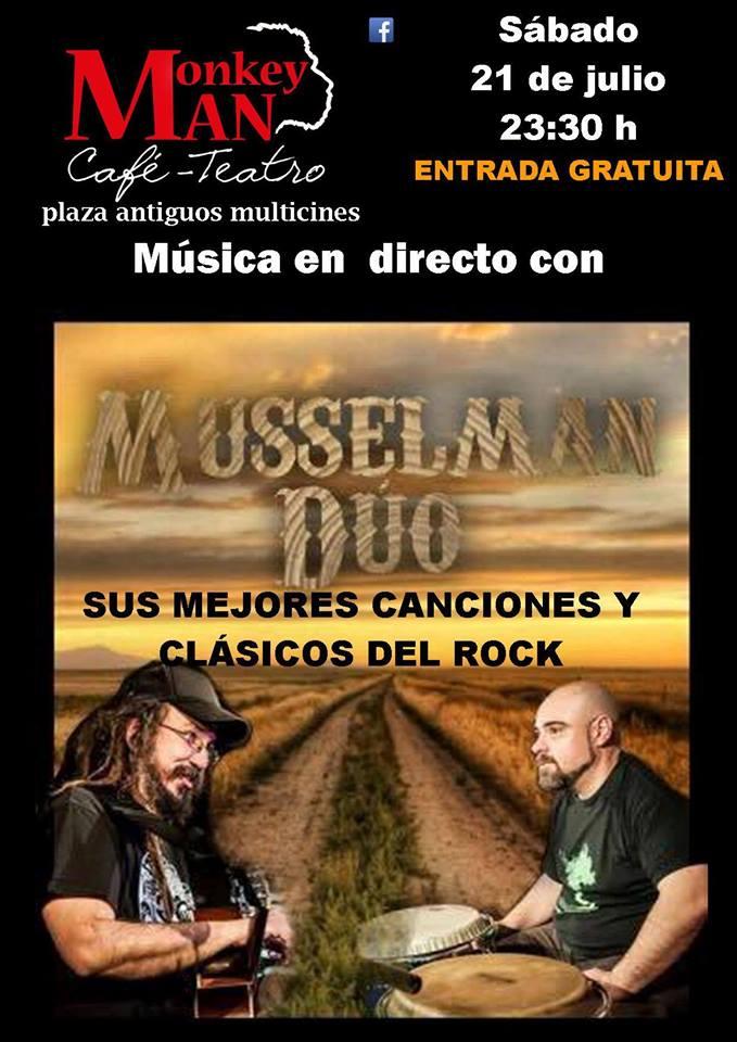 Concierto Musselman Duo